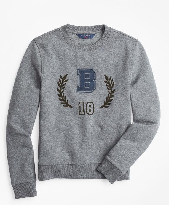 2ded50b2fbe6 Boys Cotton-Blend Sweatshirt