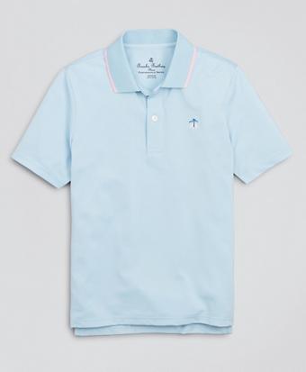 Boys Performance Series Pique Polo Shirt