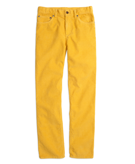 Boys 14-Wale Five-Pocket Corduroys
