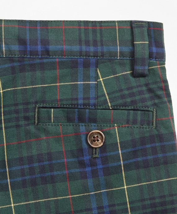 6d1090d19 Boys Stewart Hunting Plaid Twill Pants - Brooks Brothers