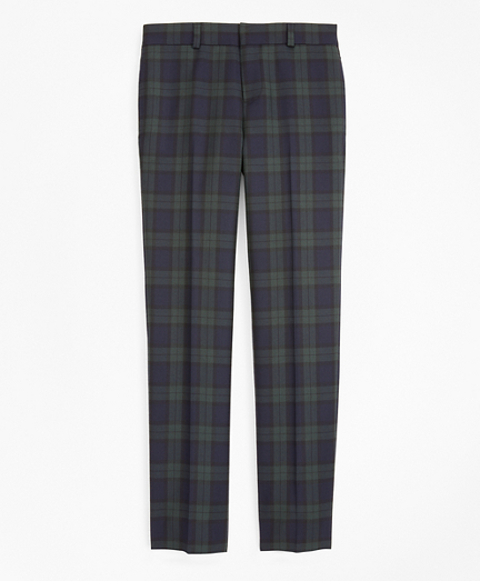 Boys Black Watch Dress Pants