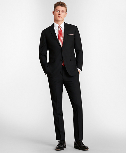 BrooksGate™ Milano-Fit Wool Suit Separates
