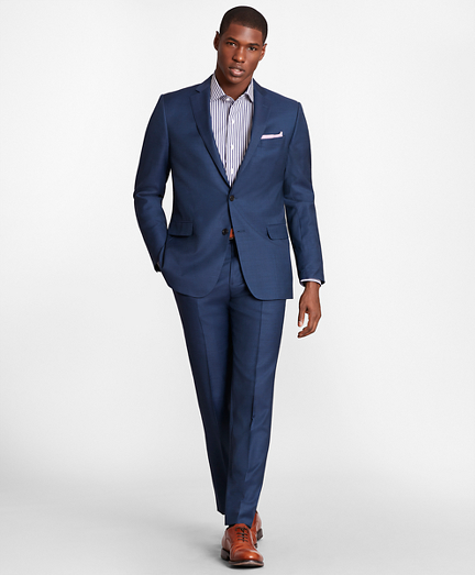 BrooksGate™ Regent-Fit Wool Twill Suit Separates