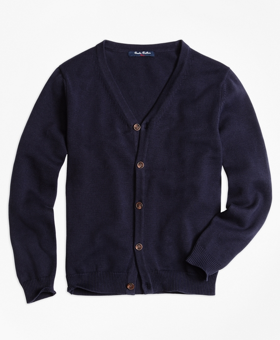Boys Cardigan Navy