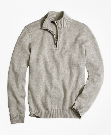 Boys Half-Zip Sweater