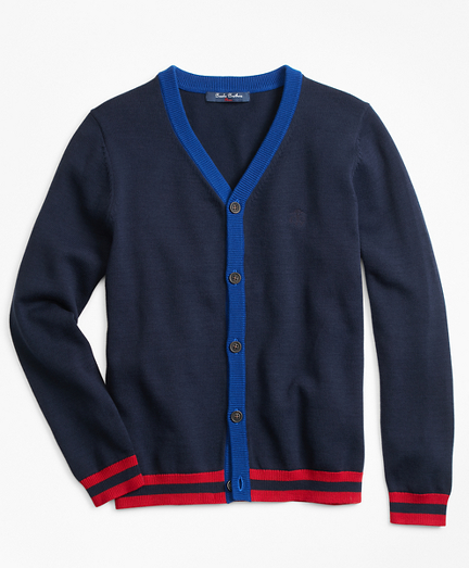 Boys Cotton Cardigan