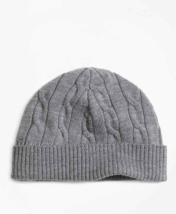 4d68ea21 Boys Merino Wool Cable Hat