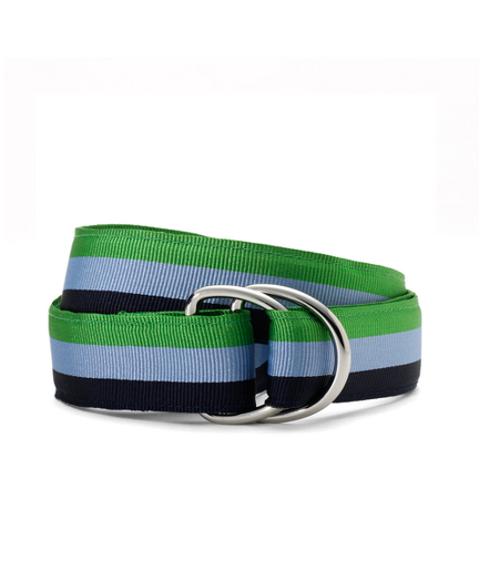 Boys Stripe Ribbon Belt