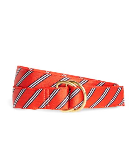 BB#1 Stripe Grosgrain Belt