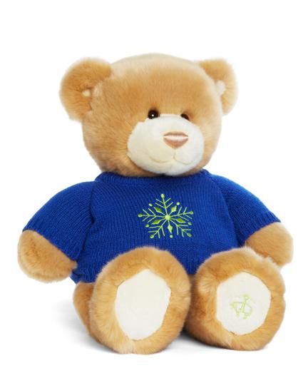 Brooksie® Holiday Bear