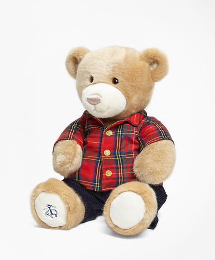 Brooksie® Holiday Bear