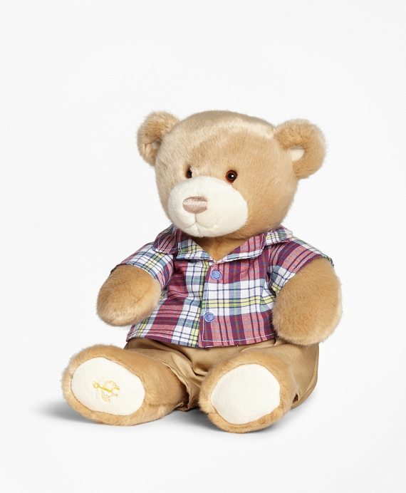 Brooksie® Bear As Shown