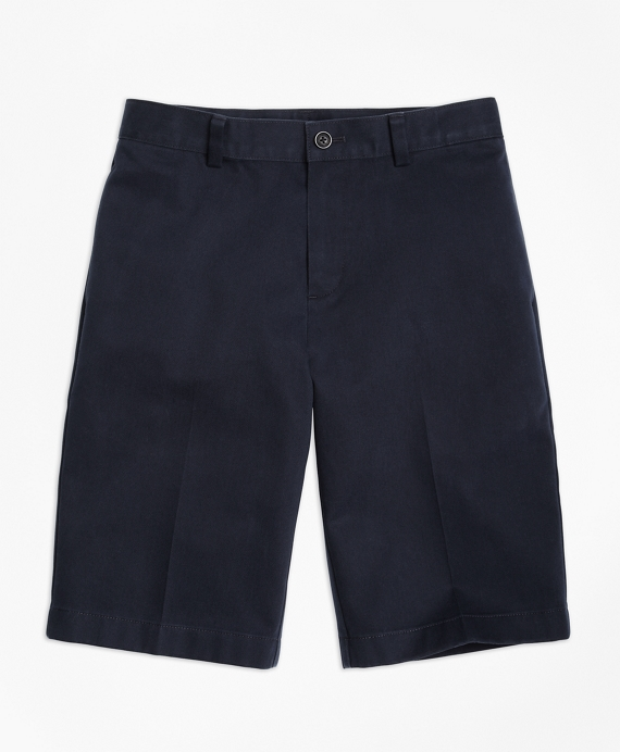 Boys Advantage Chino® Shorts Navy