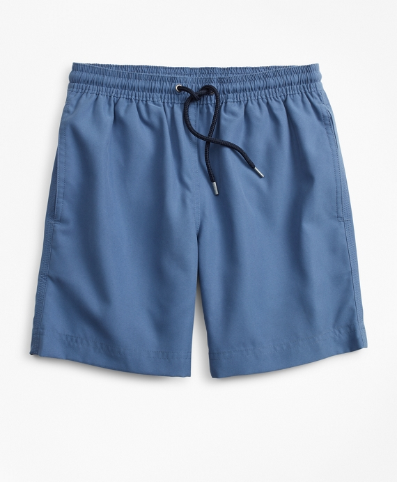 0a09e7834a Boys Magic Print Swim Trunks - Brooks Brothers