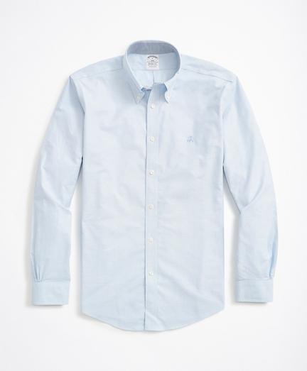 Stretch Regent Regular-Fit Sport Shirt, Non-Iron Oxford