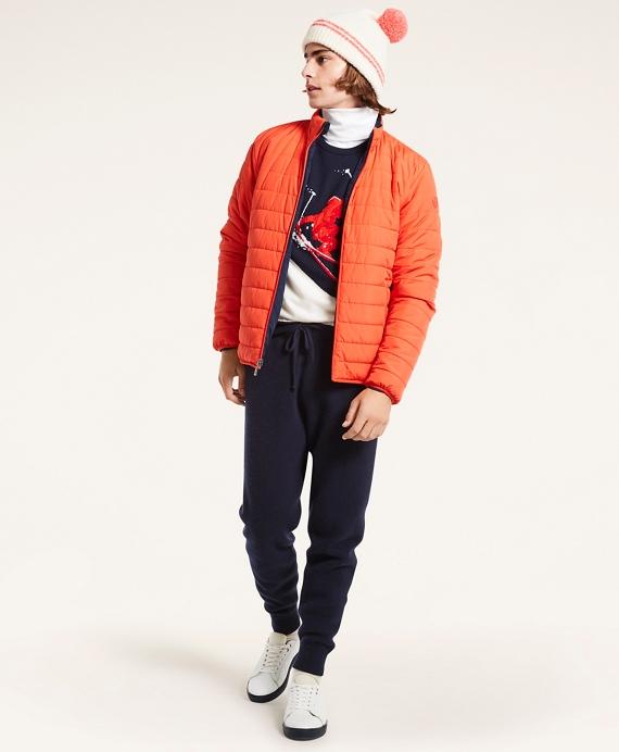 Orange-Navy