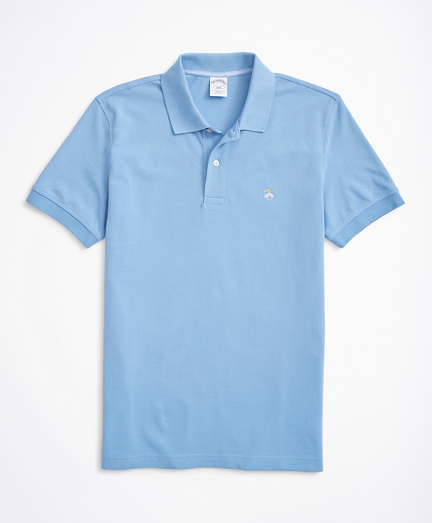Slim-Fit Performance Polo Shirt