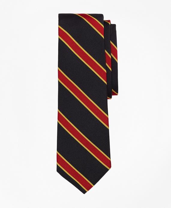 BB#2 Stripe Tie Navy