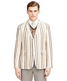 Stripe Classic Sport Coat