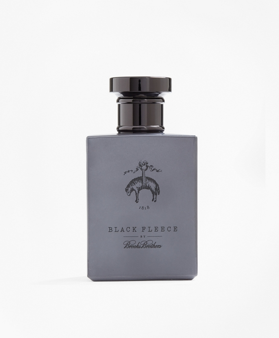 Black Fleece Eau de Toilette for Men 3.4 oz Grey