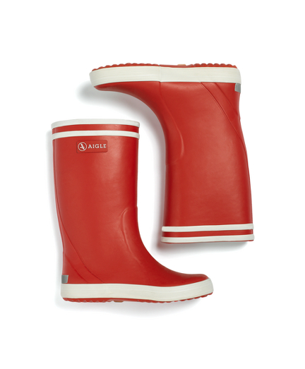 Girls Aigle Rainboots