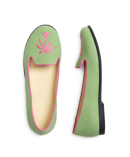 Palm Tree Loafers
