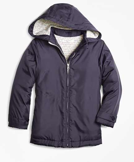 Girls Hooded Coat