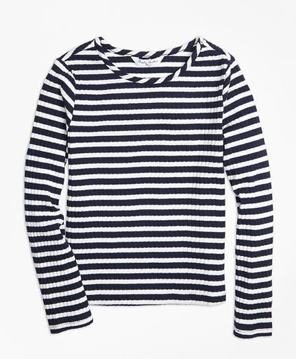 Girls Stripe T-Shirt