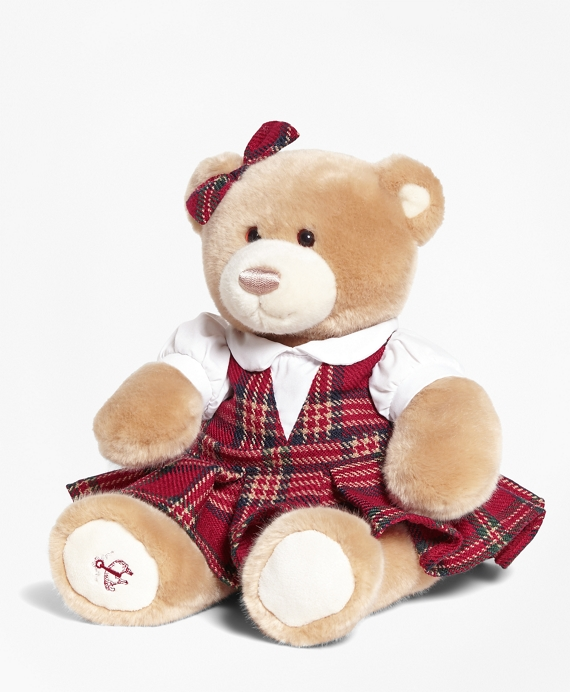 Brooke® Bear Red