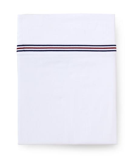 Herringbone Full Flat Sheet