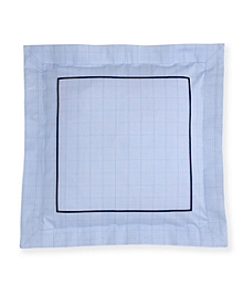 Glen Plaid Decorative Pillow Sham