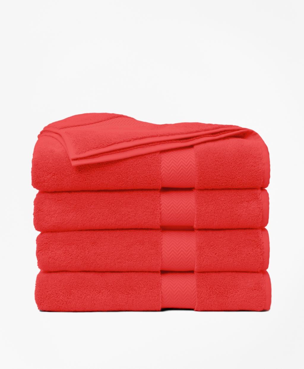 Brooksbrothers Terry Bath Towel