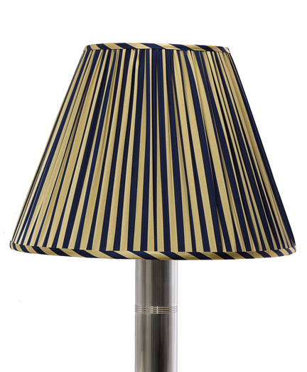 Guard Stripe Pleated Empire Shade