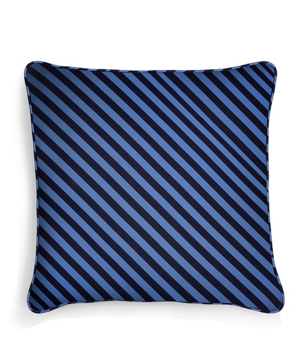 "Horizontal Guard Stripe 20"" Square Pillow"
