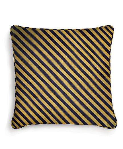 "Horizontal Guard Stripe 20"" Square Pillow"