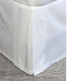 Sateen Queen Bed Skirt