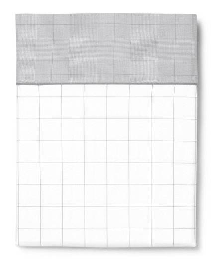 Windowpane Standard Pillow Cases