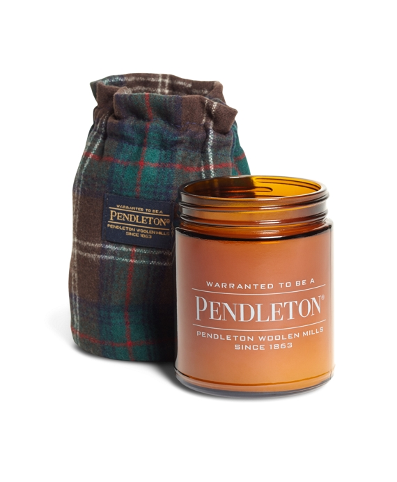 Mountain Pass Pendleton® Candle Brown
