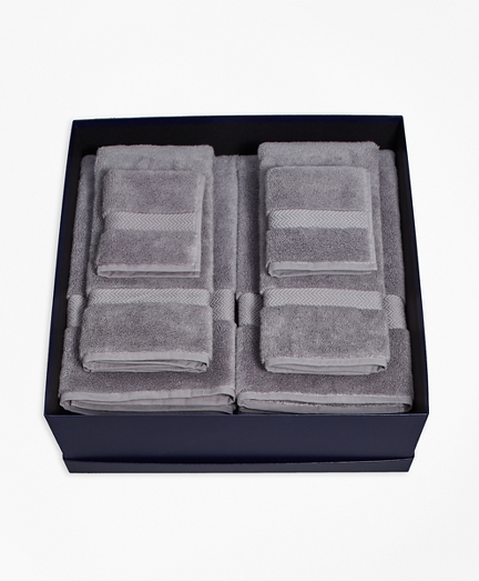 Terry Bath Towel Gift Set