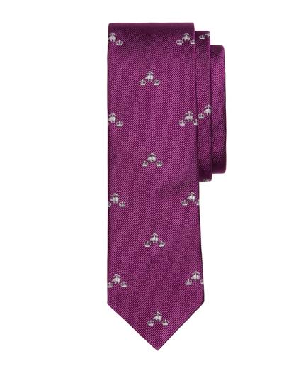 Golden Fleece® and Crowns Slim Tie