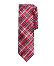 Tartan Slim Tie