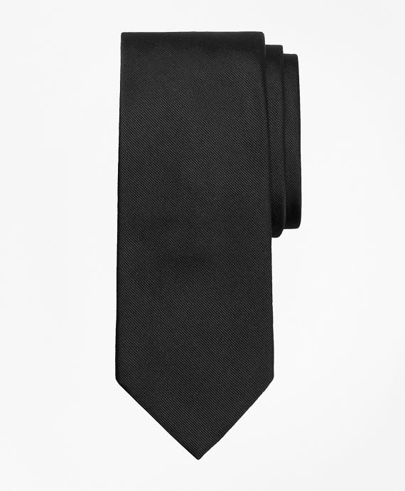 Solid Repp Tie