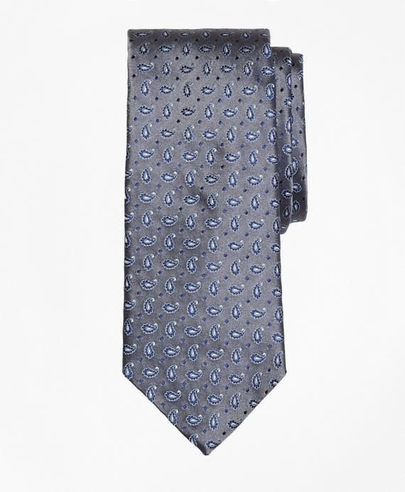 Pine Tie Grey