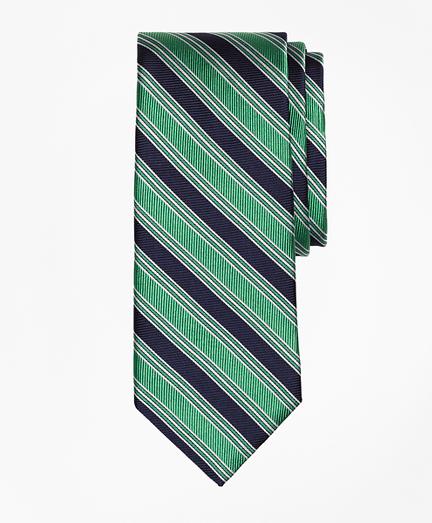 Split BB#1 Stripe Tie