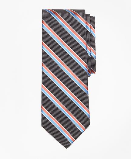 Mogador Double Stripe Tie
