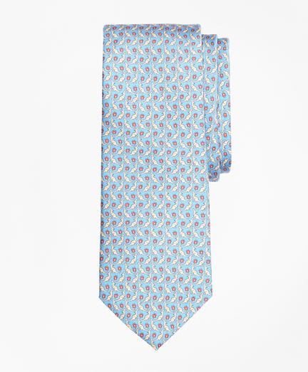 Kangaroo Print Tie