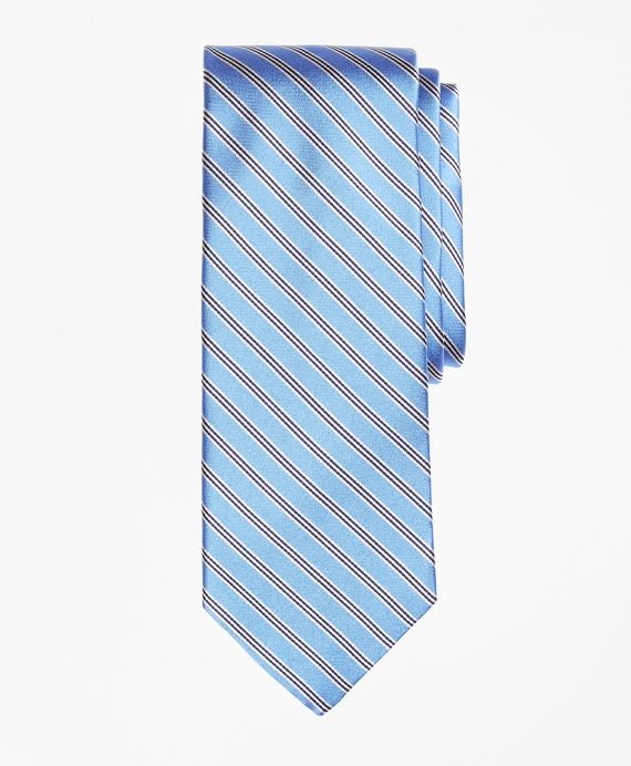 BB#1 Stripe 200th Anniversary Limited-Edition Tie Blue-Navy