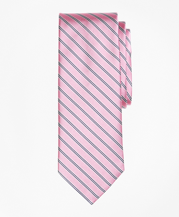 BB#1 Stripe 200th Anniversary Limited-Edition Tie - Brooks Brothers