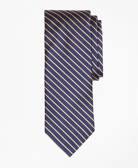 BB#3 Stripe 200th Anniversary Limited-Edition Tie Navy
