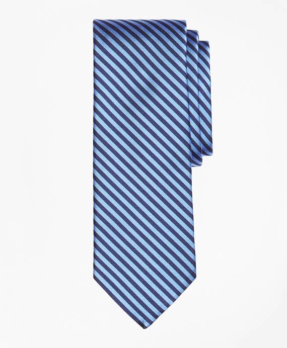 BB#4 Stripe 200th Anniversary Limited-Edition Tie Blue